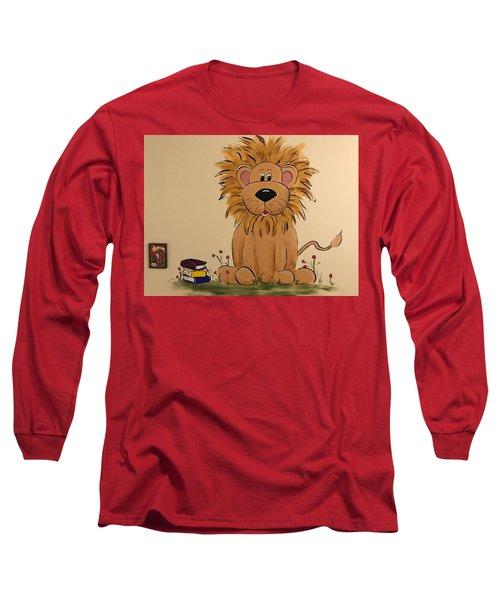 Nicks Room  Long Sleeve T-Shirt