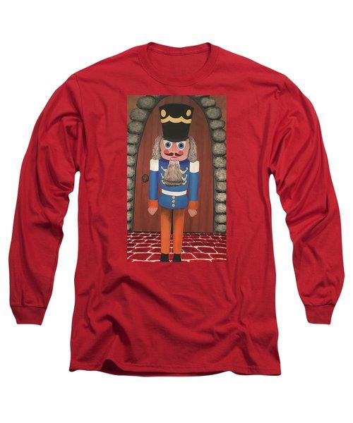 Nutcracker Sweet Long Sleeve T-Shirt by Thomas Blood