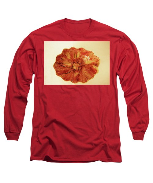 Poppy Long Sleeve T-Shirt by Itzhak Richter