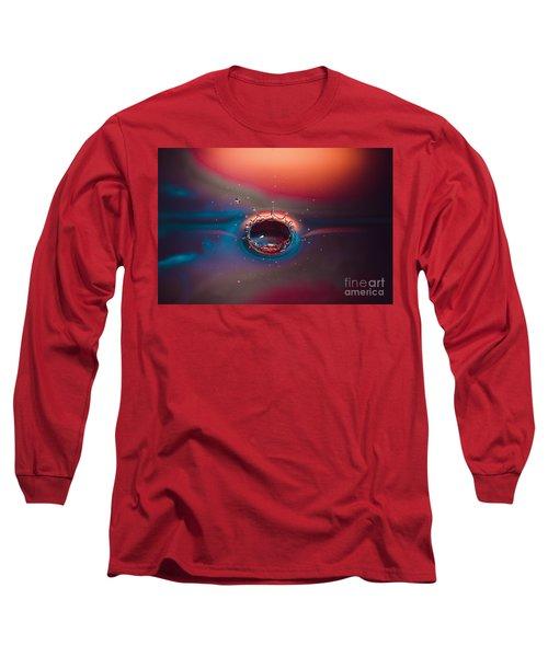 Rainbow Splash Long Sleeve T-Shirt