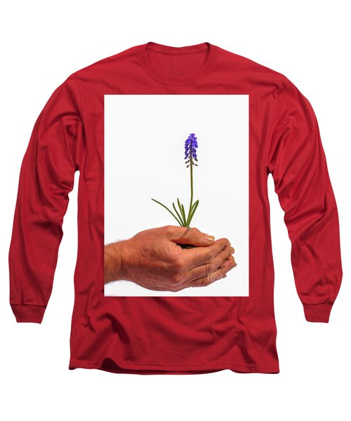 Safely Growing Long Sleeve T-Shirt