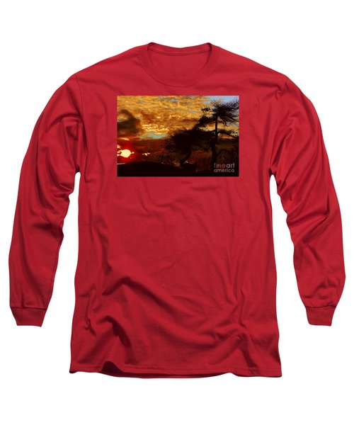 Sechelt Tree 2 Long Sleeve T-Shirt