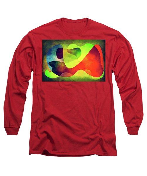 Shapes 3 Long Sleeve T-Shirt