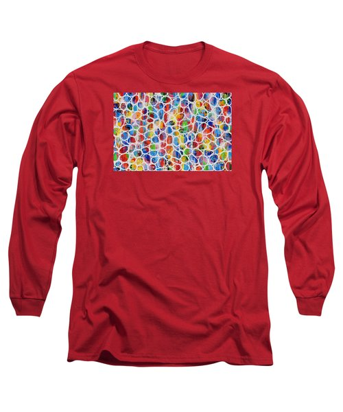 Shimmer Long Sleeve T-Shirt