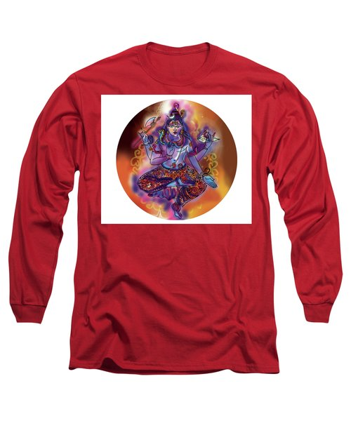 Shiva Dhyan Long Sleeve T-Shirt