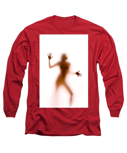 Silhouette 14 Long Sleeve T-Shirt by Michael Fryd