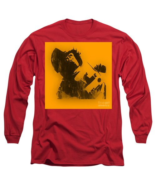 Space Ape Long Sleeve T-Shirt