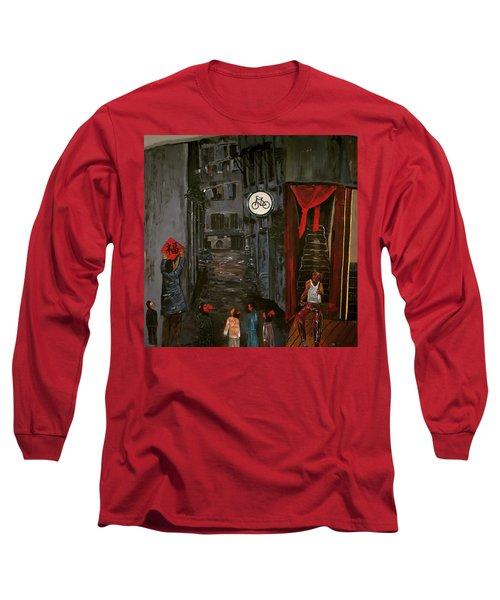 The Backlane Long Sleeve T-Shirt