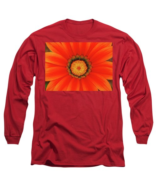 The Beauty Of Orange Long Sleeve T-Shirt