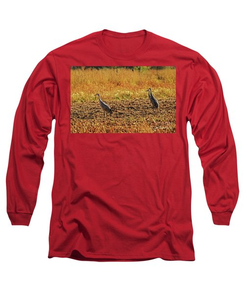 Long Sleeve T-Shirt featuring the photograph Three Amigos by Robert Bales