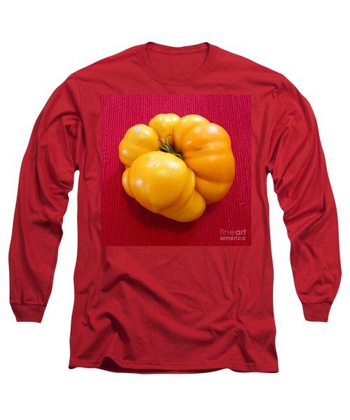 Tomatoe Long Sleeve T-Shirt by Suzanne Lorenz