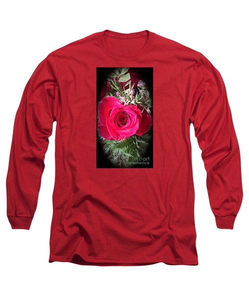 True Love Long Sleeve T-Shirt by Becky Lupe