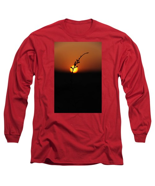 Long Sleeve T-Shirt featuring the photograph Tumpak by Jez C Self