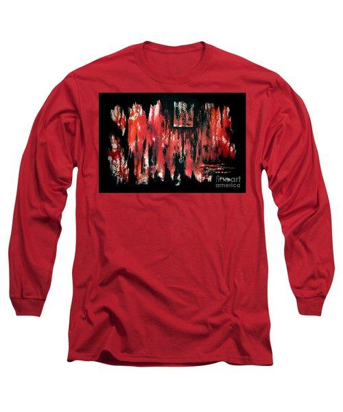 Untitled-102 Long Sleeve T-Shirt