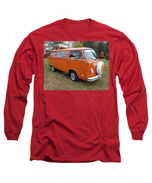 Volkswagen Bus T2 Westfalia Long Sleeve T-Shirt