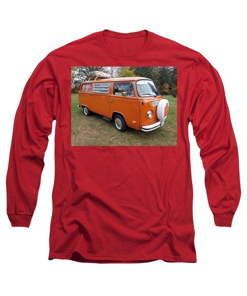 Volkswagen Bus T2 Westfalia Long Sleeve T-Shirt