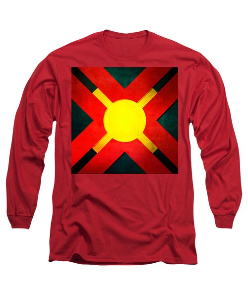 Long Sleeve T-Shirt featuring the photograph 100b by Timothy Bulone