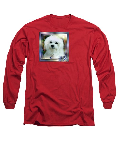 Hermes The Maltese Long Sleeve T-Shirt
