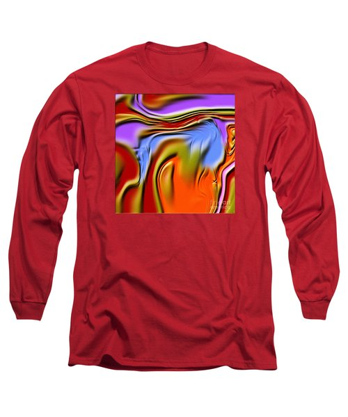 1765 Abstract Thought Long Sleeve T-Shirt