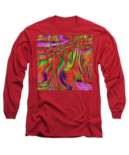 1799 Abstract Thought Long Sleeve T-Shirt