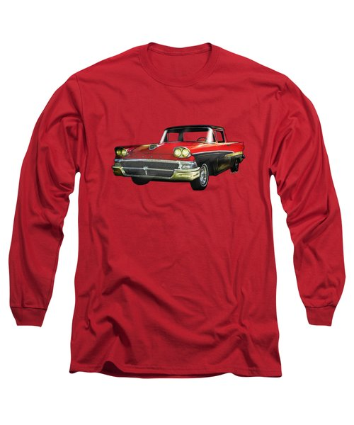 1958 Ford Ranchero 1st Generation Long Sleeve T-Shirt