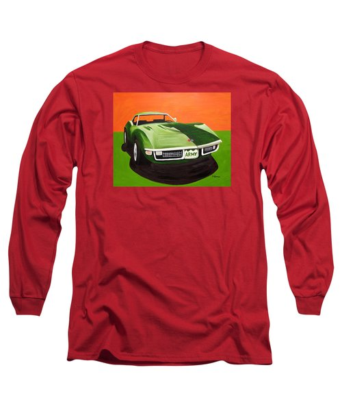1971stingray-army Long Sleeve T-Shirt