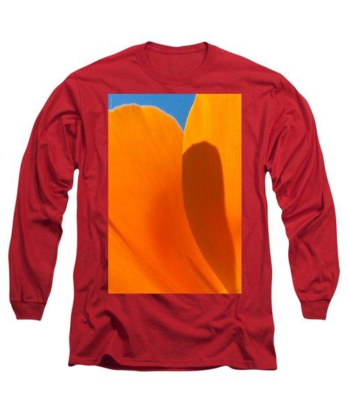 Californian Poppies Long Sleeve T-Shirt