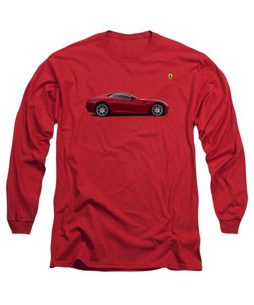 Ferrari 599 Gtb Long Sleeve T-Shirt