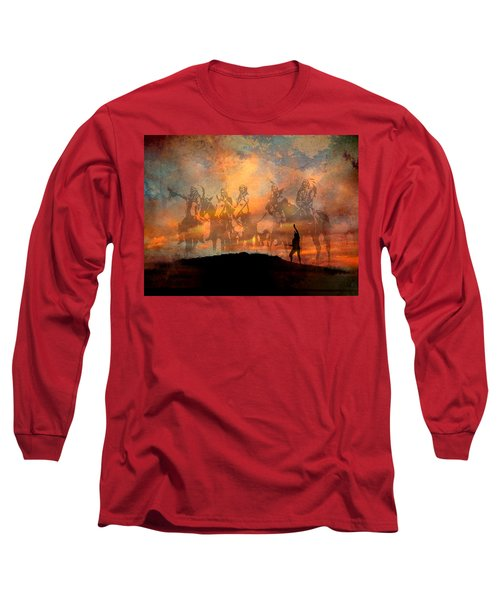 Forefathers Long Sleeve T-Shirt