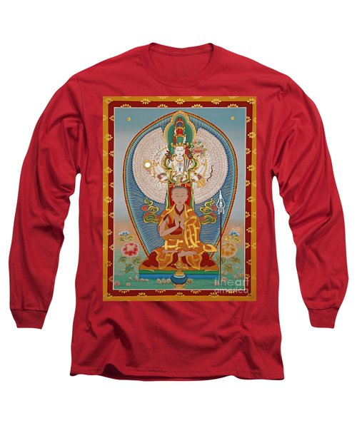 Gelongma Palmo Long Sleeve T-Shirt