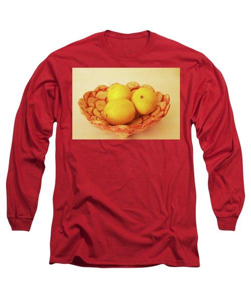 Medium Patches Bowl1 Long Sleeve T-Shirt