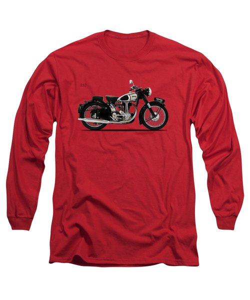 Norton Es2 1947 Long Sleeve T-Shirt