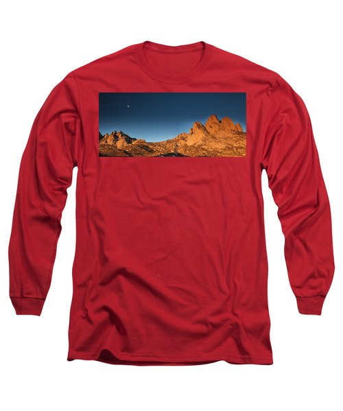 Organ Mountans At Sunrise-2 Long Sleeve T-Shirt