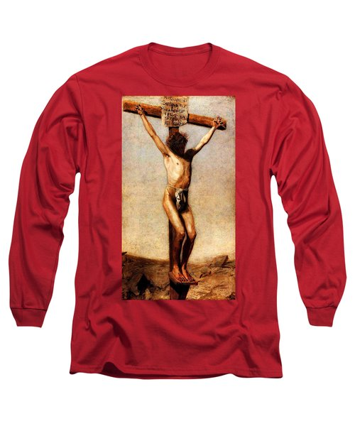 The Crucifixion Long Sleeve T-Shirt