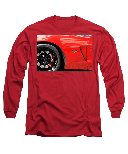 2013 Corvette Long Sleeve T-Shirt