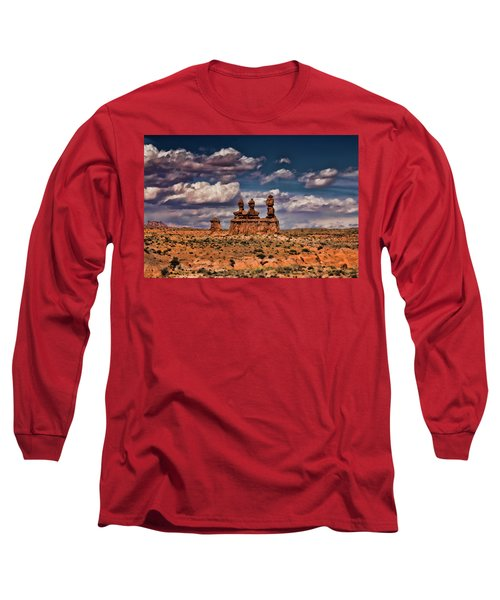 Goblin Valley Long Sleeve T-Shirt