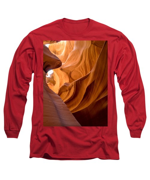 Lower Antelope Canyon Navajo Tribal Park #4 Long Sleeve T-Shirt