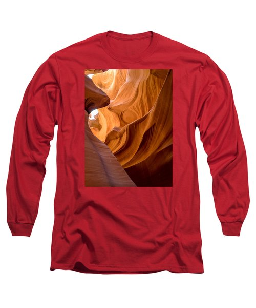 Lower Antelope Canyon Navajo Tribal Park #4 Long Sleeve T-Shirt