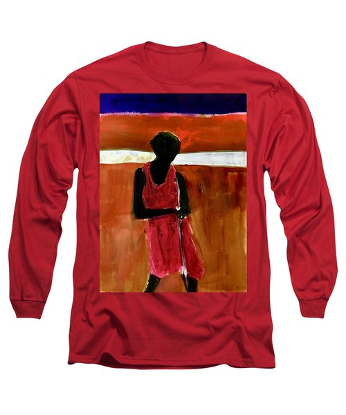 Masaai Boy Long Sleeve T-Shirt