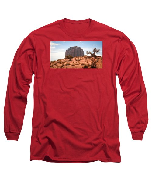 #3328 - Monument Valley, Arizona Long Sleeve T-Shirt