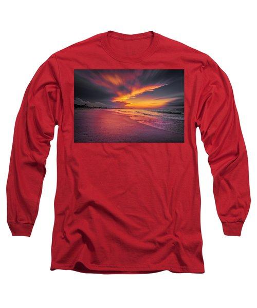 Dominicana Beach Long Sleeve T-Shirt