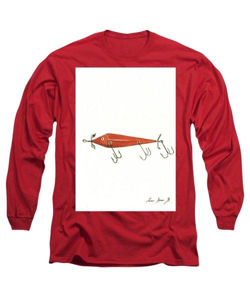 Fishing Lure  Long Sleeve T-Shirt