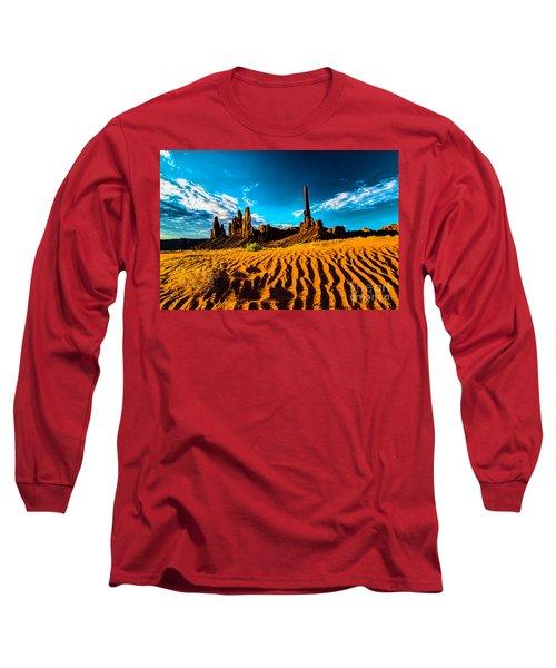 Sand Dune Long Sleeve T-Shirt