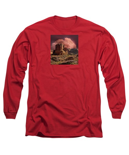 Long Sleeve T-Shirt featuring the photograph 4417 by Peter Holme III