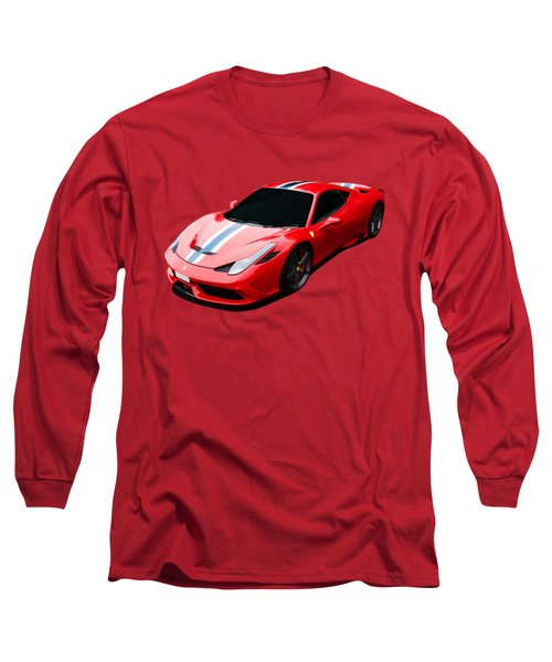 458 Speciale Long Sleeve T-Shirt