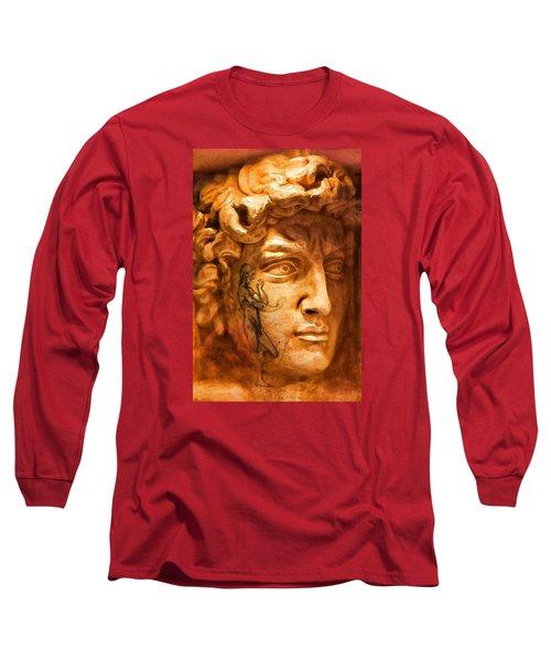 Venice Untitled Long Sleeve T-Shirt by Brian Davis