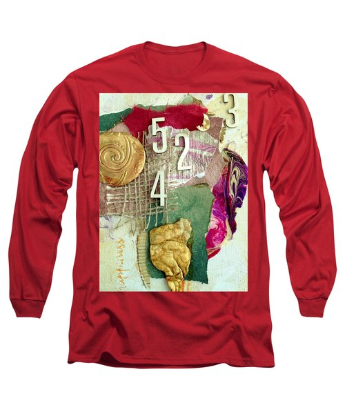 #5423, Joy And Happiness Long Sleeve T-Shirt