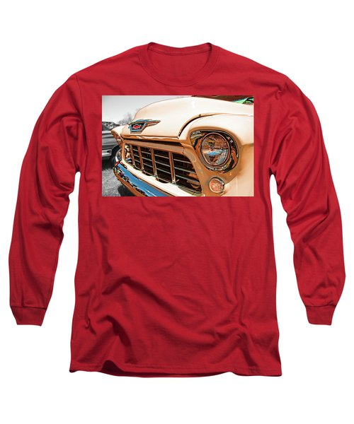 '55 Chevy 3100 Long Sleeve T-Shirt