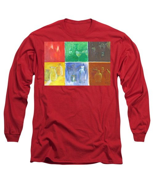 6 Panes Of Existence Long Sleeve T-Shirt