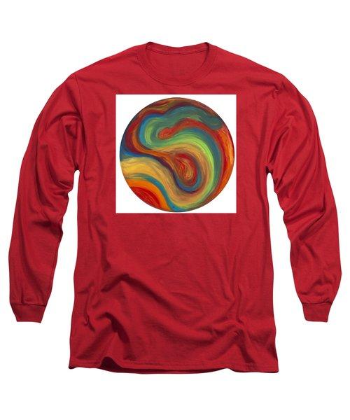 70s Influence Long Sleeve T-Shirt